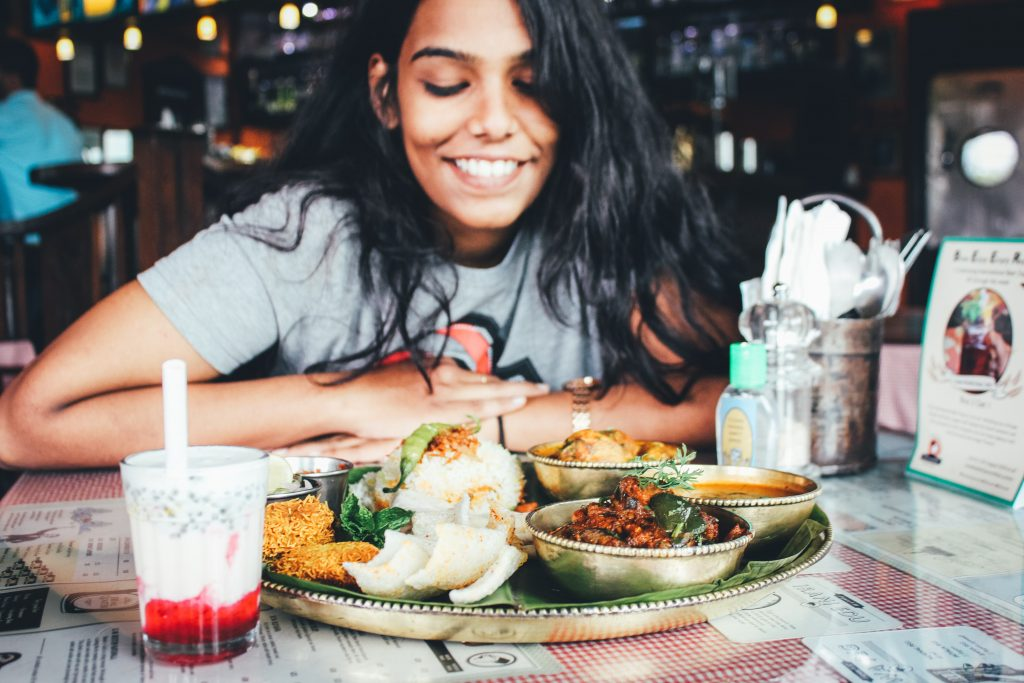 Naturally Eat Less with Mindfulness