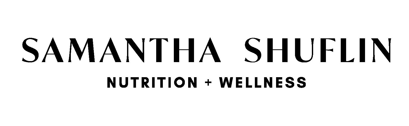 Samantha Shuflin