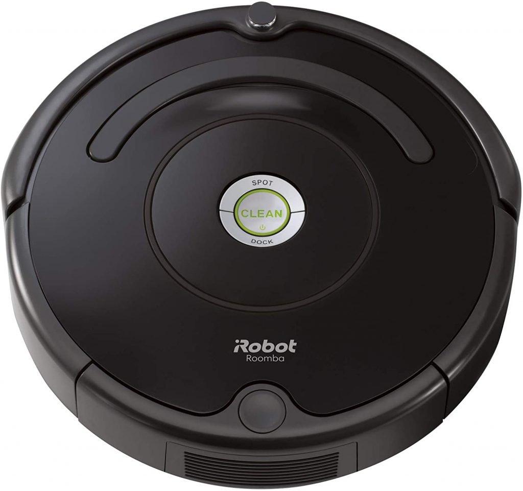 Robot vacuum_irobot roomba