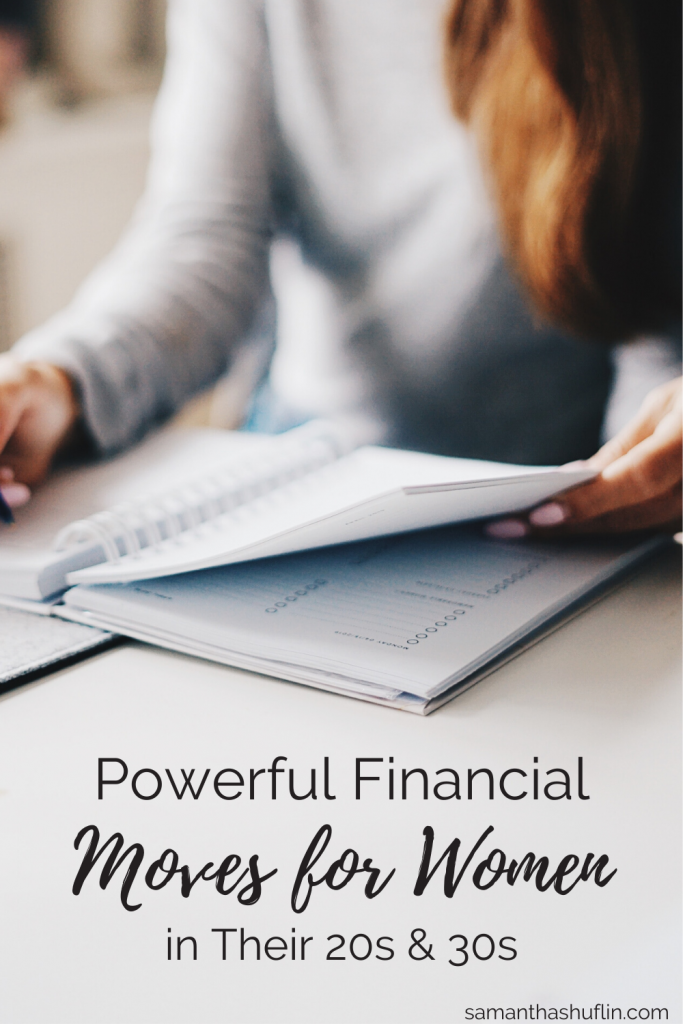 Powerful Financial Moves for Women in Their 20s & 30s