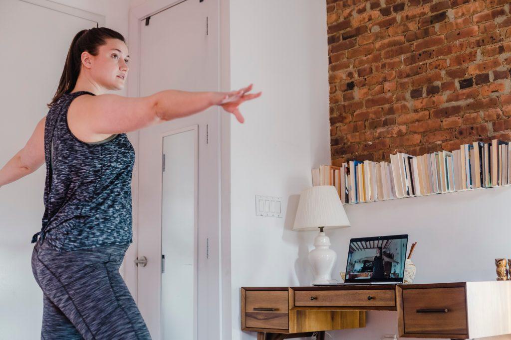Winter Wellness Ritual Yoga at Home